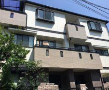 【大阪市鶴見区】 外壁塗装・屋根塗装・バルコニー防水を行ったお客様