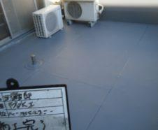 【大阪市中央区】バルコニー防水を行ったお客様