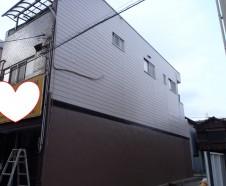【大阪市城東区】 外壁塗装工事を行われたお客様