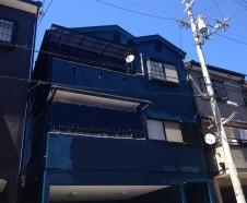 【東大阪市】 外壁屋根塗装・バルコニー防水を行ったお客様