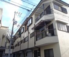 【大阪市鶴見区】外壁塗装工事・バルコニー防水を行ったお客様