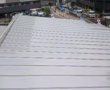 【大阪市城東区】屋根塗装工事を行ったお客様
