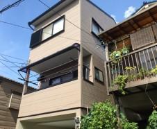 【四条畷市】 外壁塗装工事・屋根塗装工事・バルコニー防水工事を行ったお客様