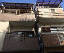 【大阪市城東区】外壁屋根塗装工事・バルコニー防水工事を行ったお客様