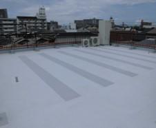 【大阪市城東区】 マンション屋上防水工事を行ったお客様