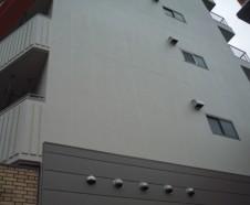 【大阪市城東区】 マンション外壁塗装工事・サイディング工事・防水工事を行ったお客様