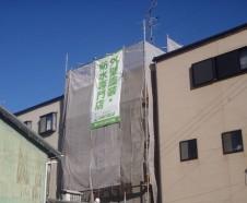 【東大阪市】 外壁・屋根塗装工事を行ったお客様