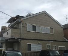 【守口市】 外壁塗装工事・屋根塗装工事を行ったお客様