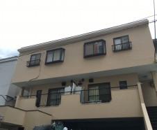 【大阪市西淀川区】 外壁塗装工事・防水工事を行ったお客様