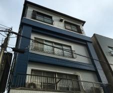 【大阪市城東区】 外壁塗装工事・バルコニー防水を行ったお客様
