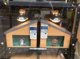 ガイナ 実験機 屋根塗装