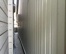 【大阪市鶴見区】 外壁サイディング工事を行ったお客様