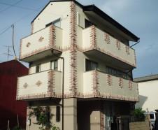【大阪市城東区】 外壁塗装を行ったお客様