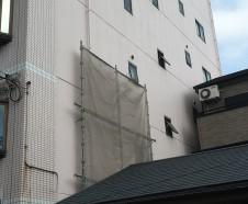 【大阪市城東区】 雨漏り補修工事・タイル補修工事を行ったお客様