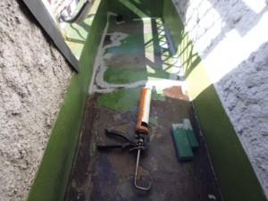 雨漏り 防水 塗装 バルコニー