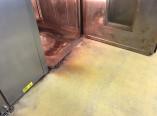 水系硬質ウレタン 塗床補修