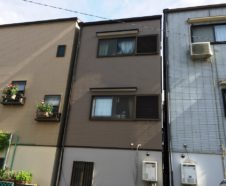 【大阪市鶴見区】 外壁塗装・屋根塗装を行ったお客様