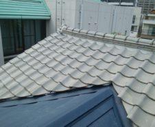 【大阪市鶴見区】 雨漏り補修工事を行ったお客様
