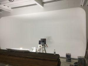 スタジオ 内装塗装 ダイタク