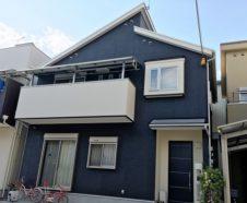 【八尾市】 外壁塗装・屋根塗装・バルコニー防水を行ったお客様