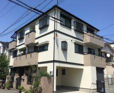 【大阪市鶴見区】 外壁塗装・屋根塗装・バルコニー防水のお客様