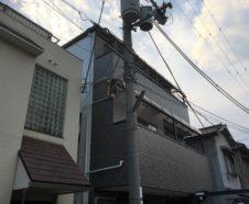 【大阪市城東区】 外壁塗装・屋根サイディング・バルコニー防水を行ったお客様