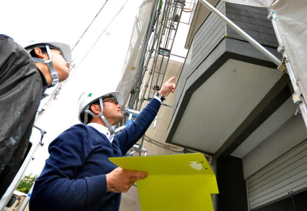 地域密着 外壁塗装 防水専門 大阪
