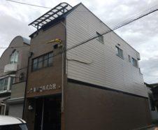 大阪市城東区 外壁塗装・サイディング 97万円
