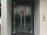 大阪市 玄関ドア塗装