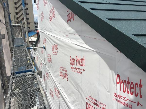 大阪市 外壁 サイディング