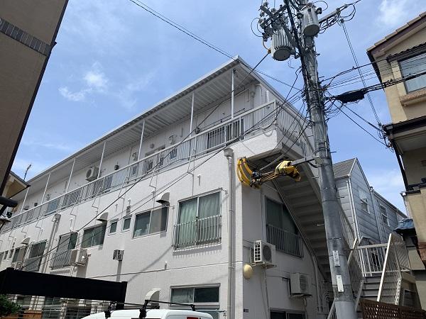 大阪市 マンション 外壁塗装 ダイタク