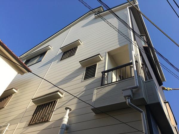 大阪市 外壁 サイディング工事