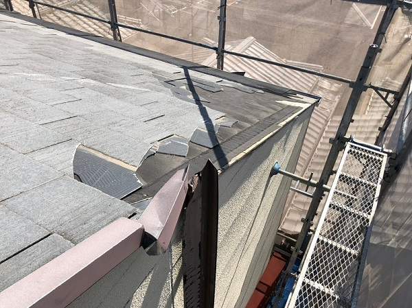 大阪市 屋根 サイディング工事