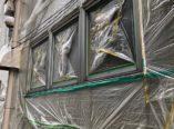 アルミ現場塗装 アルミサッシ現場塗装 アルミ塗り替え ダイタク