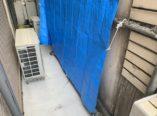 隣家解体 ALC素地 シール 外壁塗装 ダイタク