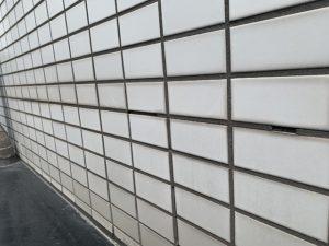 ALC・タイル 雨漏れ 目地新設 ダイタク