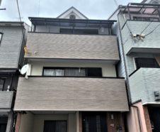 【東大阪市】外壁塗装工事を行ったお客様