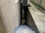 大阪市 地下階段 ウレタン塗膜防水 ダイタク