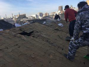 瓦屋根改修 立平葺き ダイタク