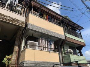 外壁塗装 東大阪市 ダイタク