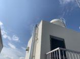 大阪市 高架水槽 塗装  ファインシリコンフレッシュ FRP貯水槽外面塗装システムダイタク