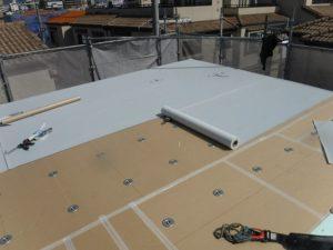 大阪市 マンション改修 屋根防水改修 長尺シートビュージスタ 外壁塗装 ダイタク