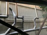東大阪市 雨漏り改修 外壁ヨドプリント ダイタク
