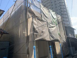大阪市 外壁塗装工事 ダイタク
