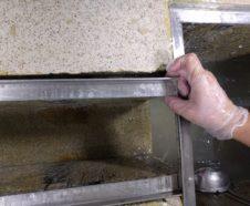 東大阪市 水性硬質ウレタン系塗り床材 塗床補修 ダイタク