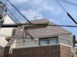 大阪市 屋根改修 塩ビシート防水機械的固定工法 ダイタク