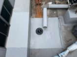 東大阪市 塔屋屋根塗装 屋上防水改修用ドレン設置 ダイタク