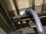 大阪市 隣との隙間が狭いビルでの雨漏れ補修 ダイタク