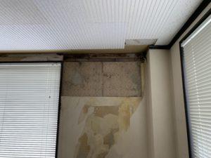 大阪市 屋上防水完了後内装復旧工事 ダイタク