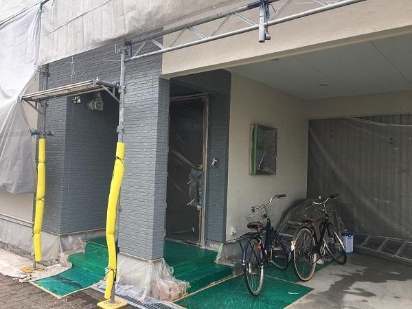 大阪市 外壁塗装 セラミシリコン ダイタク